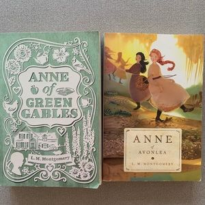 🧊Anne of Green Gables Set by L. M. Montgomery